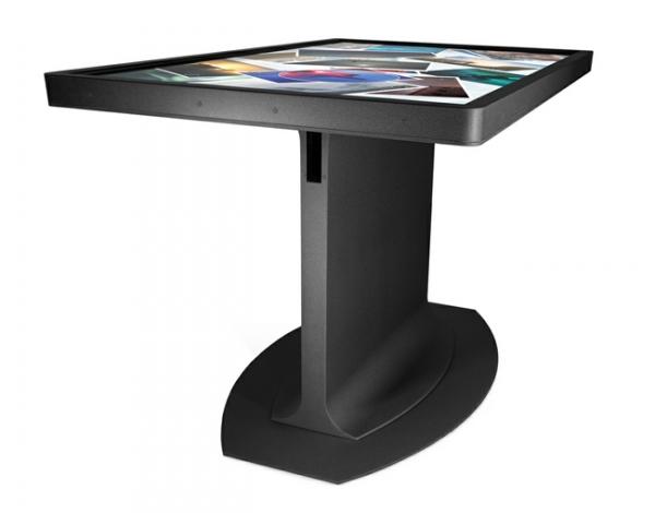 Мультисенсорные столы Ideum Platform и Platform Pro