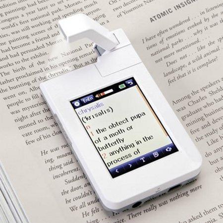 Портативный словарь Point and Click Dictionary