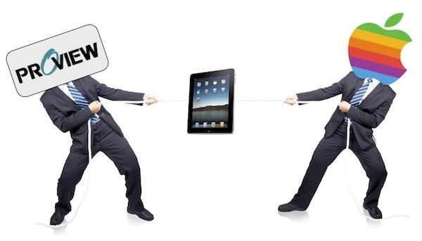 Apple поплатилась за марку iPad