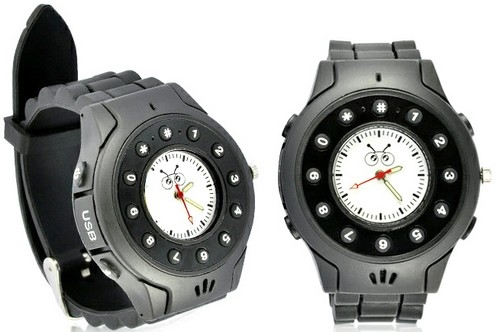 GPS Mobile Phone Watch – часы, мобильник и GPS в одном флаконе