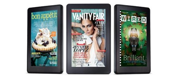 7 августа появится новая версия читалки от Amazon — Kindle Fire 2