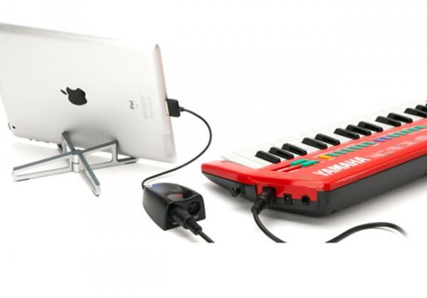 Griffin MIDIConnect – MIDI-адаптер для iOS-устройств