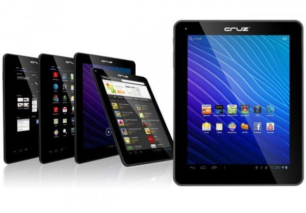 Android-планшет Velocity Micro Cruz T508