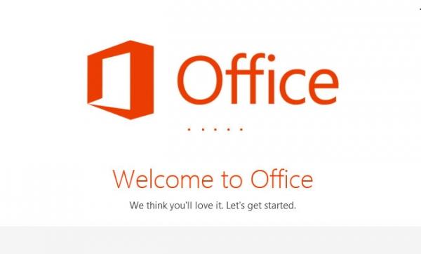 Компания Microsoft выпускает предварительную версию Office 2013