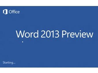 Готовится к выпуску Microsoft Office 2013