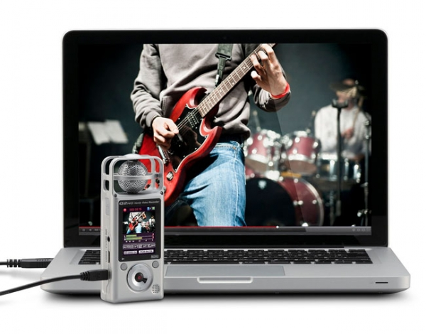 Аудио/видеорекордер Zoom Q2HD