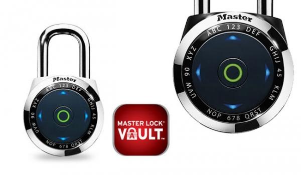 Master Lock представляет новый электронно-механический замок