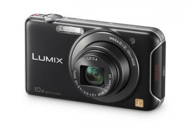 Panasonic Lumix SZ5 – компактная камера с беспроводными возможностями