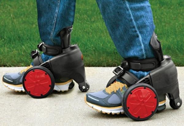 Моторизованная обувь spnKiX