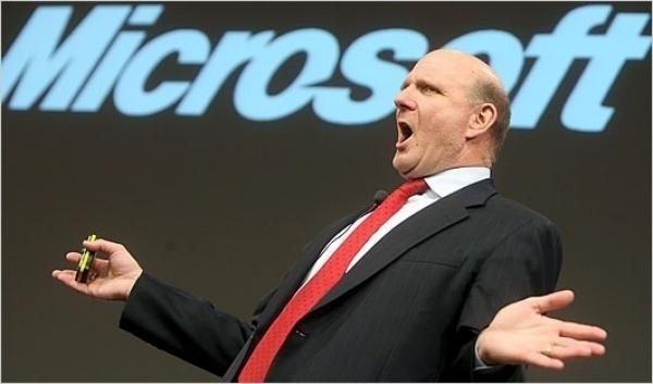 Microsoft объявляет о рекордном 4-м квартале с выручкой в 18,06 млрд. $