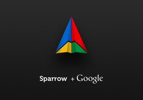 Google купила Sparrow, Apple-ориентированного разработчика почтового софта