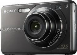 13,6-мегапиксельная камера Sony Cybershot W300