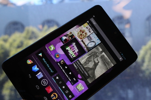 Спрос на Google Nexus 7 намного выше предложения