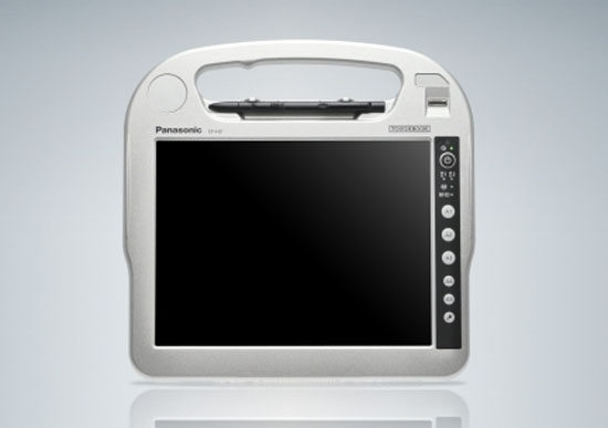 Прочные планшеты Panasonic Toughbook CF-H2 Health и Field