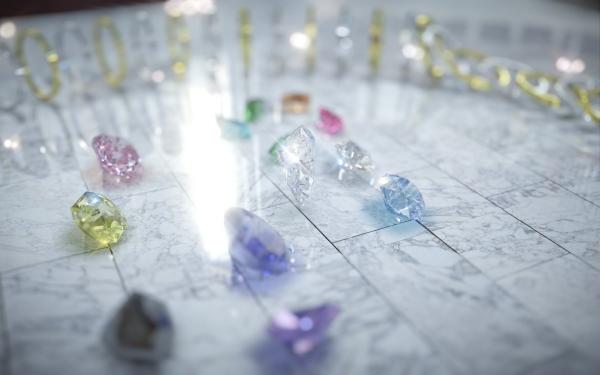 Новая впечатляюще фотореалистичная 3D-демка Rigid Gems