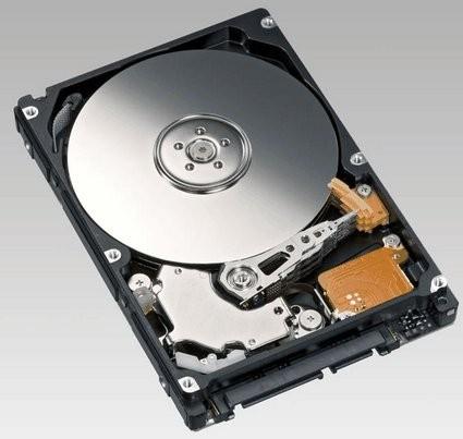 Fujitsu выпускает 500-гигабайтный 2,5-дюймовый жесткий диск