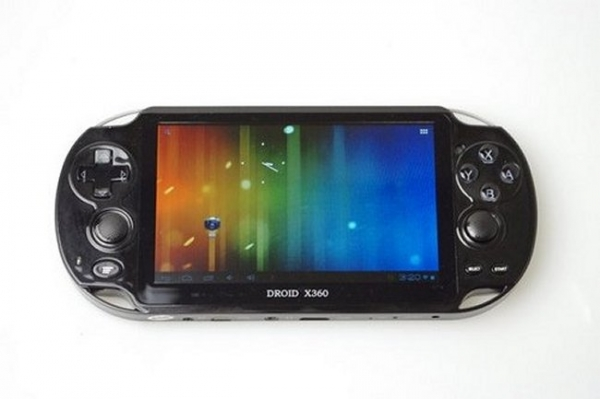 Портативная игровая консоль Droid X360
