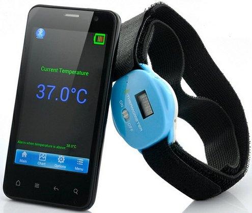 Беспроводной термометр Bluetooth Digital Thermometer
