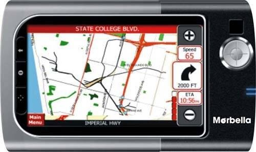 GPS-навигатор Marbella NAV-8800