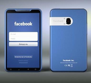 Скоро появится новый Facebook смартфон от компании HTC
