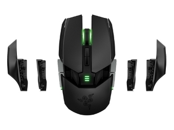Компания Razer анонсирует игровую мышь-трансформер Razer Ouroboros