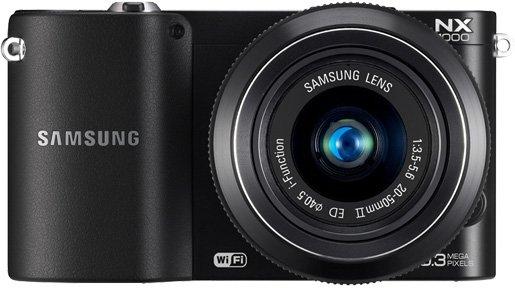 Компактная цифровая камера Samsung NX1000