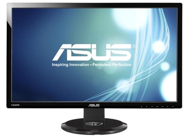Asus VG278HE – монитор с частотой обновления 144 Гц