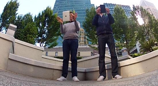 Экстремальные испытания: Google Nexus 7 против iPad 3
