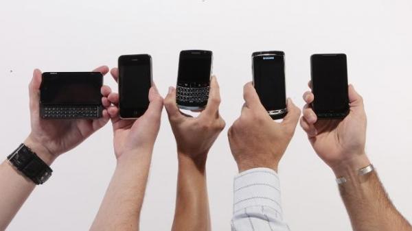IDC: Samsung увеличивает превосходство над Apple. Nokia, RIM и HTC плетутся в хвосте