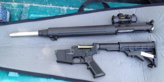 Любитель «напечатал» на 3D-принтере действующую боевую винтовку