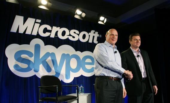 Skype не хочет признаваться в копировании пользовательских разговоров