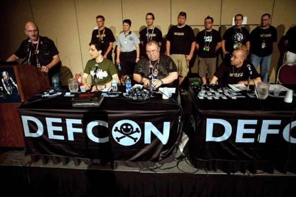 Всемирная хакерская конференция DEFCON считается открытой