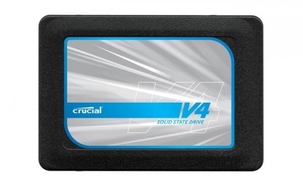 Бюджетные SSD-накопители Crucial V4