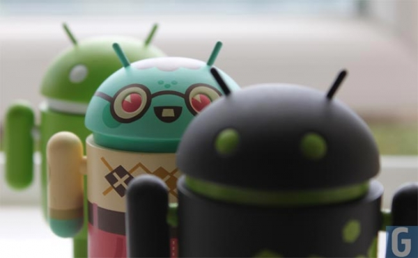 ОС Android 4.0 ICS установлена на 16 процентах устройств