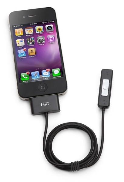 Усилитель для iPhone – Fiio E1 Heaphone Amplifier