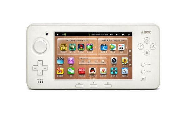 JXD S5100 – портативная игровая консоль на базе Android