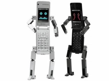 SoftBank представляет телефоны-трансформеры