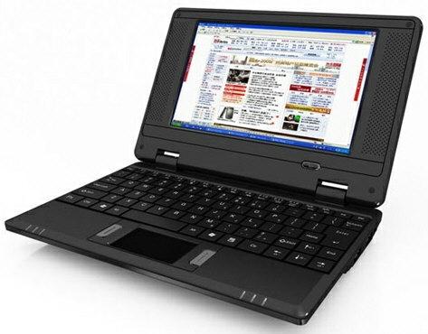 Mini 7 Inch Netbook – 7-дюймовый нетбук за 88 $