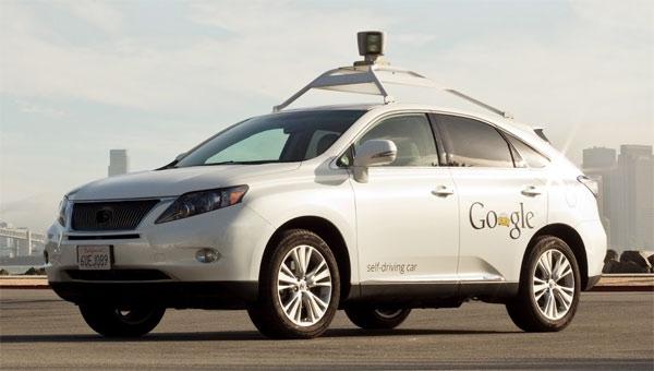 Робокары Google накатали 483 000 км без управления и без происшествий