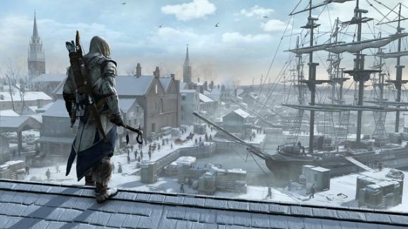 Анонсирована дата релиза Assassin's Creed III для PC