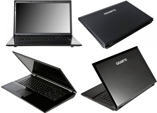 GIGABYTE Technology представляет бюджетный ноутбук GIGABYTE Q1700