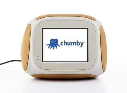 Wi-Fi будильник Chumby