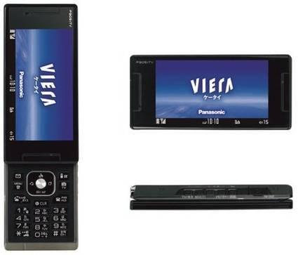 ТВ-телефон P905iTV от Panasonic