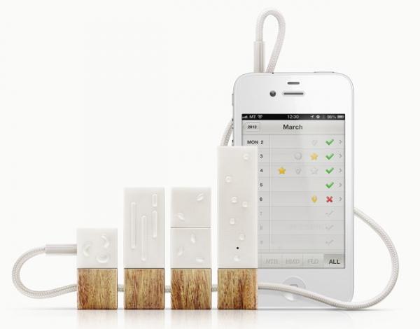 Lapka Personal Environmental Monitor – датчики окружающей среды для iPhone