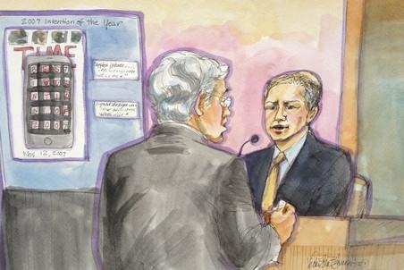 Судебные разбирательства Samsung и Apple достигли