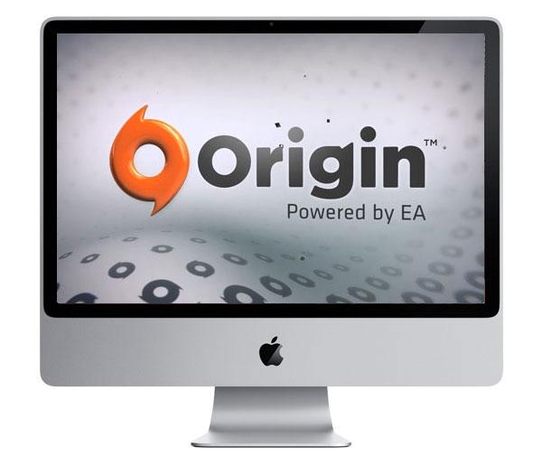 Сеть дистрибуции EA Origin приходит на «Маки»