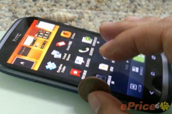 В сеть утекли характеристики и фотографии HTC Desire X