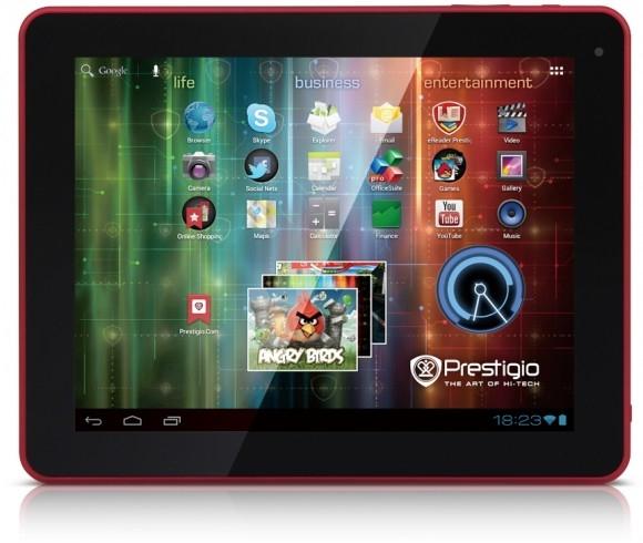 Компания Prestigio презентует MultiPad 9.7 ULTRA