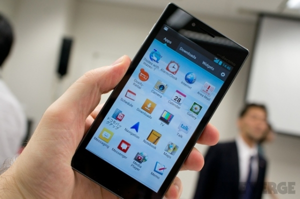 LG анонсирует четырехъядерный 1,5 ГГц супер-смартфон Optimus G