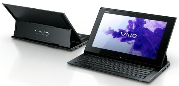 Sony официально представила Windows 8-планшет VAIO Duo 11
